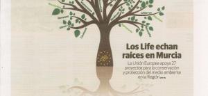 La Unión Europea apoya 27 proyectos para la Conservación y Protección del Medio Ambiente en Murcia.