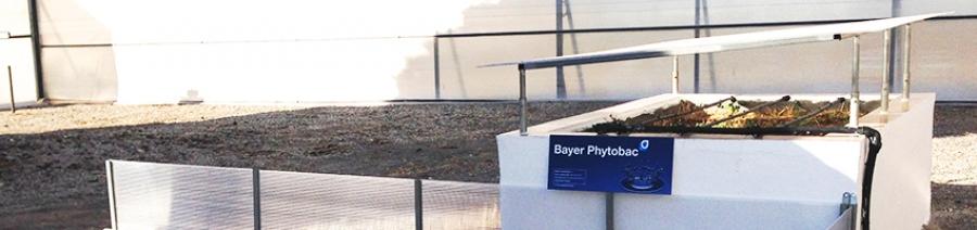 Waste Degradation Systems: PHYTOBAC