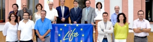 Novedades Agricolas is taking part in an European LIFE project to develop innovations for agriculture.