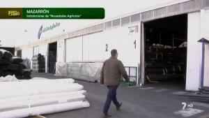 Visita a la Fábrica de Invernaderos de Novedades Agrícolas - REPORTAJE DIARIO DEL CAMPO