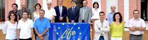 Novedades Agrícolas participa en un Proyecto Europeo LIFE de investigación e innovación para la agricultura.