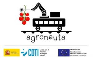 Proyecto AGRONAUTA. Robot para la recolección de Tomates en Invernaderos