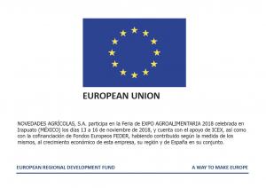 EXPO AGROALIMENTARIA 2018 IRAPUATO MEXICO