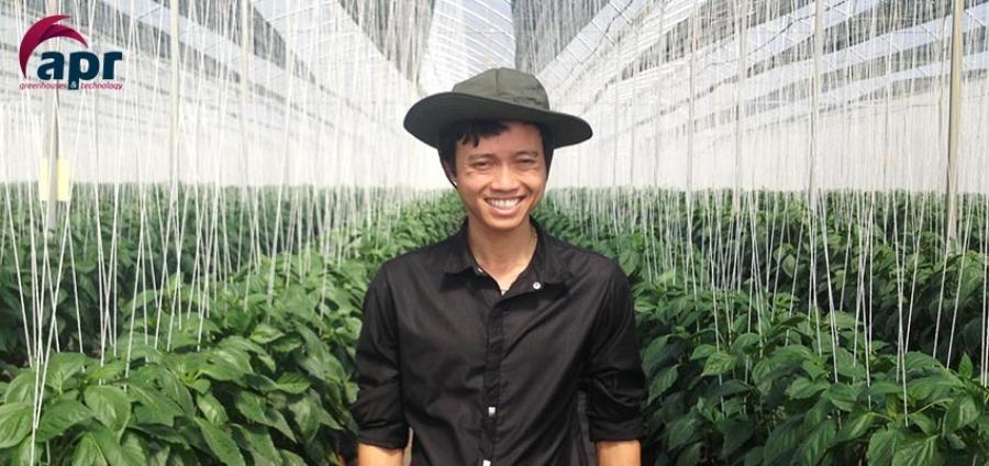 Vietnam, gran potencial con mejoras sencillas en tecnología para la agricultura.