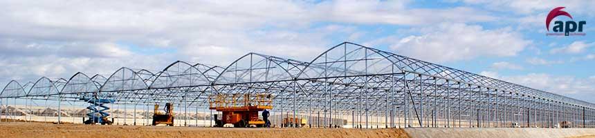 Gothic Greenhouses APR