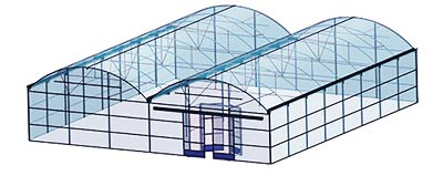APR greenhouses design