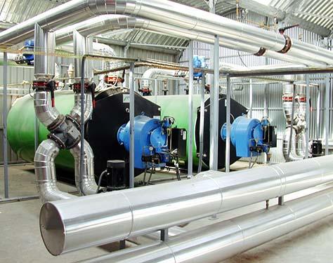 Calefacci n por agua en invernaderos temperatura apr - Sistema de calefaccion central ...