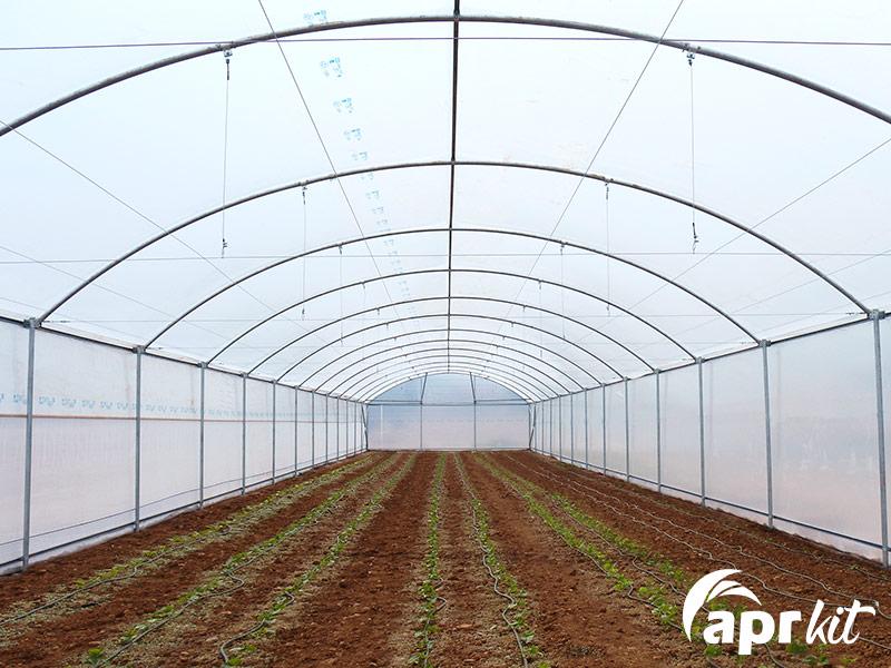 Invernaderos peque os alta producci n apr kit Diseno de invernaderos pdf