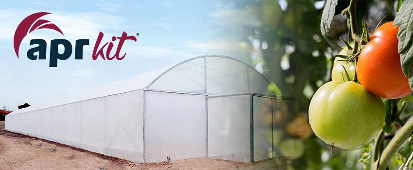 Small Greenhouse Kits APR
