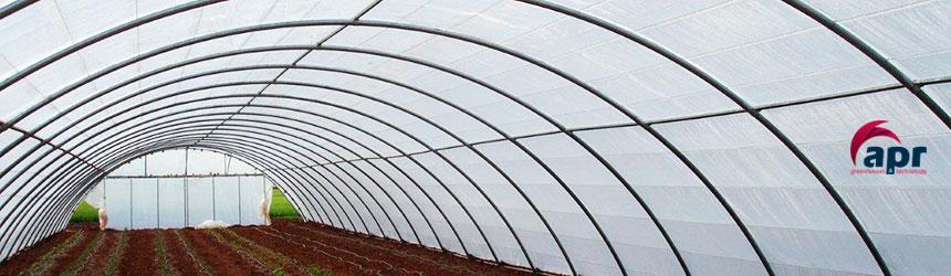 Invernaderos t nel for Construccion de un vivero paso a paso