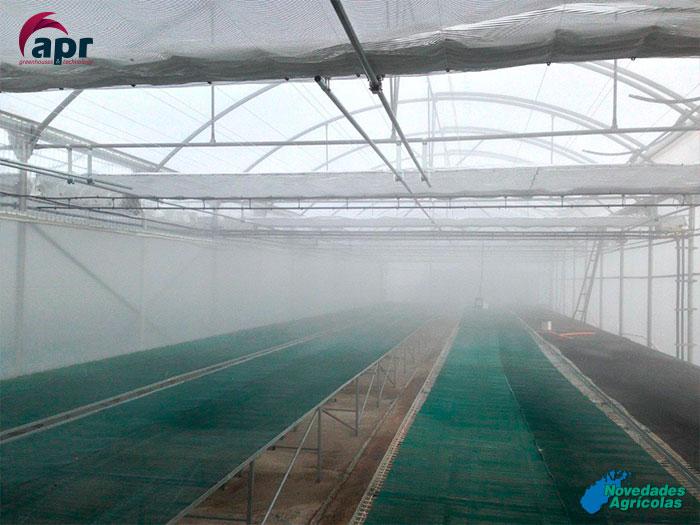 Construcci n de invernaderos viveros en santiago de chile for Construccion de viveros