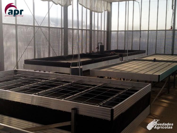 Construcci n de invernaderos de policarbonato y cristal en - Invernaderos de cristal ...