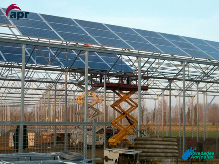 Construcci N De Invernaderos Fotovolt Icos En Bolonia Italia