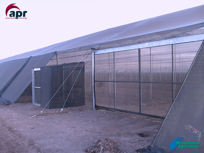 Construcci n de invernaderos malla sombra en culiacan mexico for Construccion de viveros e invernaderos
