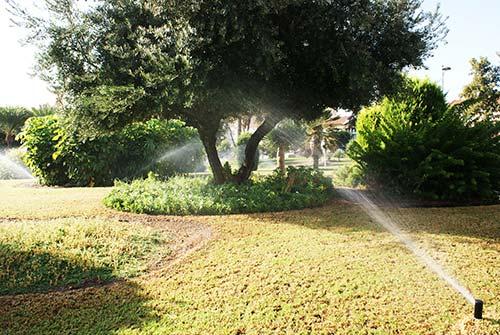 Difusores de riego autom tico para jard n for Instalacion riego automatico jardin