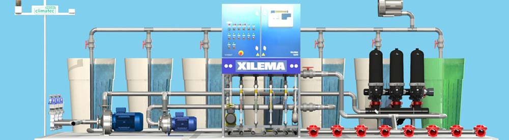 Fertigation - Irrigation System - Fertilizers | XILEMA