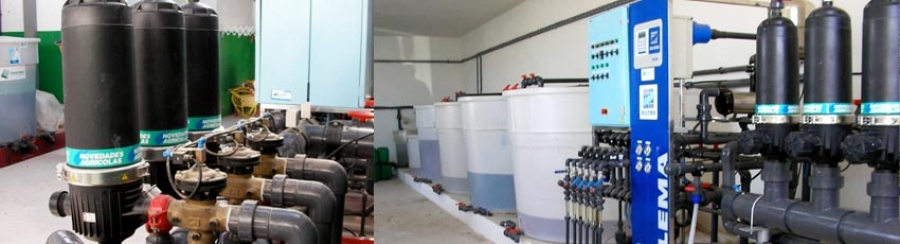 PHASES OF IRRIGATION: The logistics of irrigation water